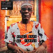 Front View : Kondi Band - WE FAMOUS (LP) - Strut / STRUT232LP / 05211981
