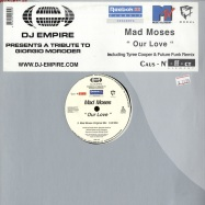 Front View : 2nd Hand_Giorgio Moroder (Mad Moses) - OUR LOVE - Caus-N-ff-ct
