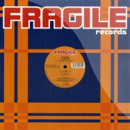 Front View : Paraiba - BIG ANTLERS - Fragile / FRG077