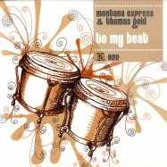 Front View : Montana Express & Thomas Gold - TO MY BEAT - Haiti Groove / hgr022