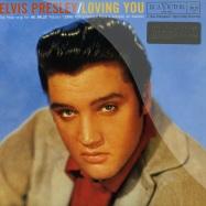 Front View : Elvis Presley - LOVING YOU (LP) - Music On Vinyl / movlp348