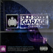 BACK 2 THE OLD SKOOL GARAGE CLASSICS (3XCD)