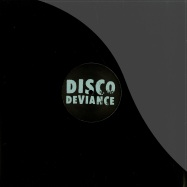 Front View : Late Night Tuff Guy - GLOW / I WANT YOU BACK IN MY BED - Disco Deviance  / DD26T