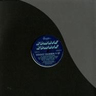 Front View : Zombie Zombie - ROCKET NUMBER 9 EP - Versatile / VER079