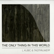 Front View : L Kubic & Tagtraeumer - THE ONLY THING IN THIS WORLD (ALLE FARBEN REMIX) - Neopren / neo025