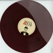 SUIT & TIE (COLOURED MARBLED VINYL)