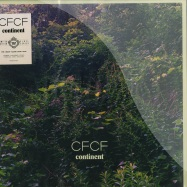 Front View : CFCF - CONTINENT (LTD GREEN VINYL 2X12 LP + CD) - Paper Bag / paper49lp