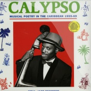 Front View : Various Artists - CALYPSO: MUSICAL POETRY IN THE CARIBEAN 1955-69 (2X12 LP + MP3) - Soul Jazz Records / sjrlp274