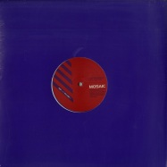 Front View : Alan Fitzpatrick - TIME TO JACK - Mosaic / Mosaicred 03