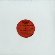Front View : Disco Revisited - THE CRAB LEGS EP - Intangible / INT-507