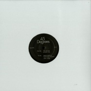 Front View : Various Artists - 45 DEGREES - Amselcom / AMSEL008