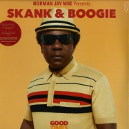 Front View : Norman Jay MBE - SKANK & BOOGIE (GOOD TIMES) (180G 2X12 LP + MP3) - Sunday Best / 39135921