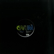 Front View : Chymera - THE DIVIDED SELF - Ovum / OVM264