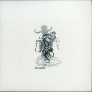 Front View : ZK Bucket - TARMANGANI EP - Zaun / ZAUN-002