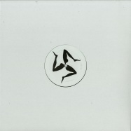 Front View : John T. Gast - OVERSEER - Apron Records / Apron25
