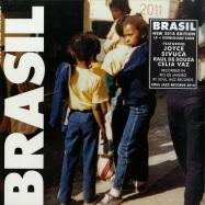 Front View : Various Artists - BRASIL (LP + MP3) - Soul Jazz Records / SJRLP405 / 153841