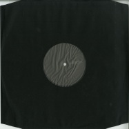 Front View : Anestie Gomez - GHOST IN THE MACHINE - All Inn Black / AIBLACK023