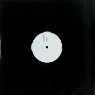 Front View : Johannes Albert & Tilman - THE WEEKENDER EP - Fine / FINE08