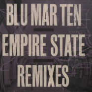 Front View : Blu Mar Ten - EMPIRE STATE REMIXES (CD) - Blu Mar Ten Music / BMTCD010