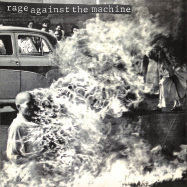 Front View : Rage Against The Machine - RAGE AGAINST THE MACHINE (180G LP + MP3) - Sony Music / 88875111751