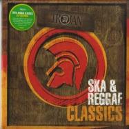 Front View : Various Artists - SKA & REGGAE CLASSICS (2X12 LP) - Trojan / TJDLP572 / 8333017