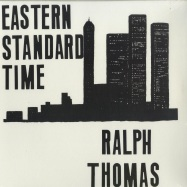 Front View : Ralph Thomas - EASTERN STANDARD TIME (2X12 LP) - BBE / BBE404ALP / 168221