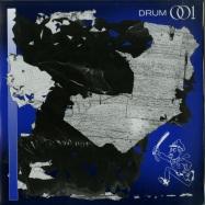 Front View : Harpoen / Trunkline / Delta Funktionen / Paul van Gent - DRUM001 - DRUM / DRUM001