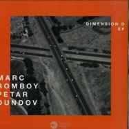 Front View : Marc Romboy & Petar Dundov - DIMENSION D EP - Systematic / SYST0122-6