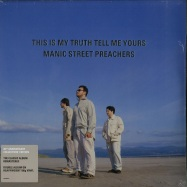 Front View : Manic Street Preachers - THIS IS MY TRUTH TELL ME YOURS (180G 2LP + MP3) - Sony Music / 19075895241