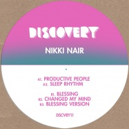 Front View : Nikki Nair - DSCVRY11 - Discovery Recordings / DSCVRY11