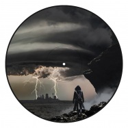 Front View : Alec Troniq - BUTTERBEE (ONE SIDED PICTURE DISC) - Mos Ferry Prod / MFD45
