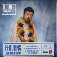 Front View : H-Burns - MIDLIFE (CD) - VIETNAM, Because Music / BEC5543921