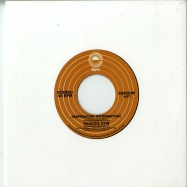 Front View : Shuggie Otis - INSPIRATION INFORMATION / AH UH MI HED (7 INCH) - Epic / 850054P