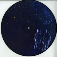 Front View : Green Lake Project - BLACK HOLE / PLANET SOJUS (LTD ONE SIDED PICTURE DISC) - 3000 Grad Records / 3000GRAD016V2