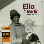 Front View : Ella Fitzgerald - ELLA IN BERLIN: MACK THE KNIFE (180G LP) - MatchBall Records / 29018 /9131585