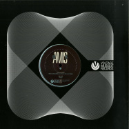 Front View : Various Artists - LES AMIS DOUBLE PACK (2X12INCH) - Voltage Musique / VMR045/VMR056