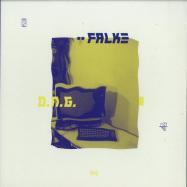 Front View : Falke - O.N.G (2X12 INCH, B-STOCK) - Kann Records / Kann30