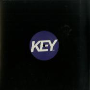 Front View : Ctrls - KONTEKST (VINYL ONLY) - Key Vinyl / KEY017