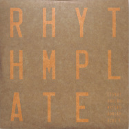 Front View : Rhythm Plate - ITS NOT AN ALBUM ITS A DOUBLEPACK EP (2X12 INCH) - Pressed For Time / PFTLP 01