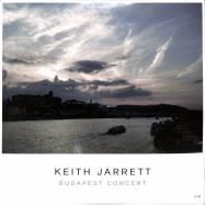 Front View : Keith Jarrett - BUDAPEST CONCERT (2LP) - Ecm Records / 0739330