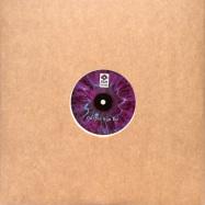 Front View : Alessandro Cordoba - PURPLE EYE EP (WHITE VINYL) - Zodiak Commune Records / ZC022