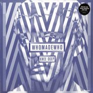 Front View : WhoMadeWho - KNEE DEEP (LP + DL) - Kompakt / Kompakt 230