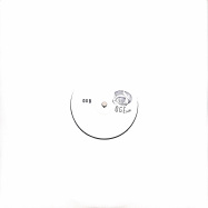Front View : Unknown - UNTITLED (VINYL ONLY) - OGE White / OGEWHITE009