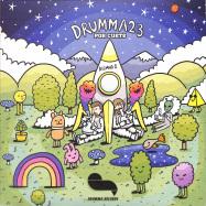 Front View : Ricmho (aka Ricardo Villalobos & Umho) - POR CUETE - Drumma / DRUMMA023