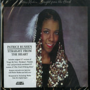 Front View : Patrice Rushen - STRAIGHT FROM THE HEART (DEFINITIVE REISSUE) (CD) - Strut Records / STRUT221CD / 05210082