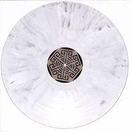 Front View : Unknown - HEXAGON EP (GREY MARBLED VINYL + POSTER) - Planet Rhythm / PRRUKLTDHEX
