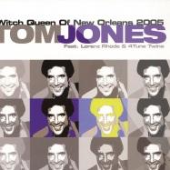 Front View : Tom Jones feat. Lorenz Rhode - WITCH QUEEN OF NEW ORLEANS 2005 - Dubmental / dmr021-12