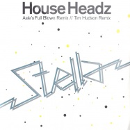 Front View : House Headz - STELLA REMIXES - Nebula / Nebx076