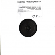 Front View : Carnage - UNREACHABLE E.P. - Underground Society Records / usr014