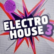 ELECTRO HOUSE VOL.3 (2CD)